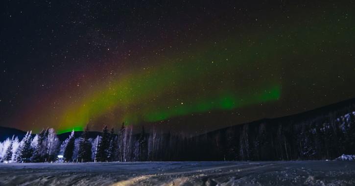 Northern Lights Fairbanks, Alaska